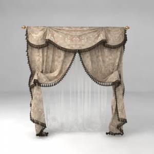3dsmax-curtain