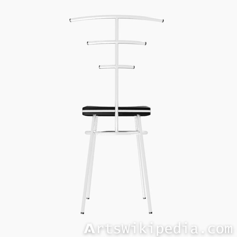 3d Free Modern Chair