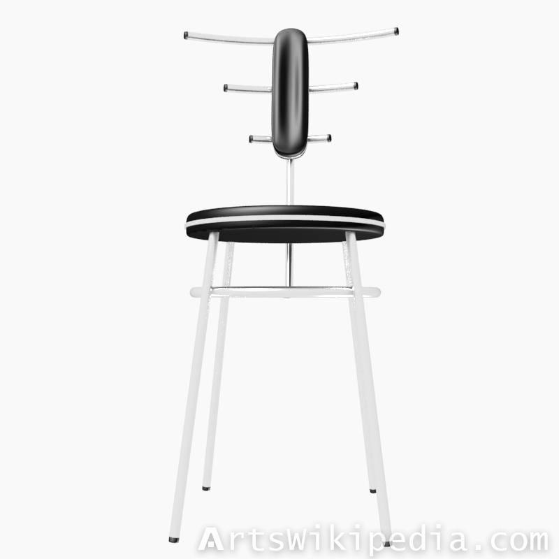 Free Moderm chair circuler