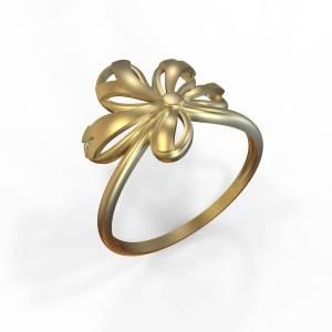 3d-flower-ring-stl