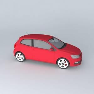 3d-free-volkswagen-polo-gti-mk5