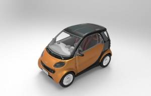free-3d-smart-fortwo