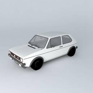 3dvolkswagen-golf-mk1-gti