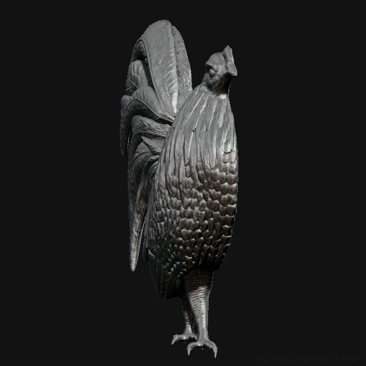 3D Print Rooster