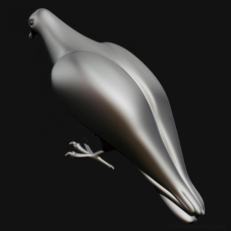 3D Print Pigeons