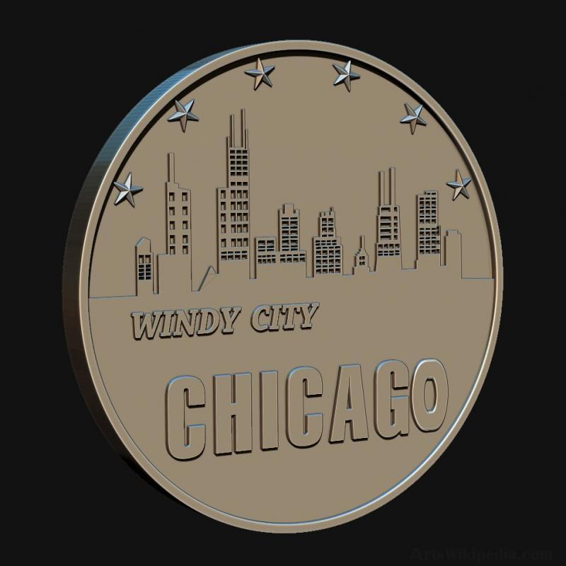 Chicago Skyline Design