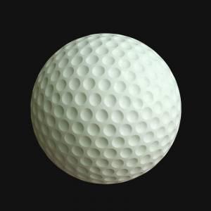 3d-golfball