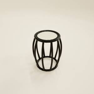 black bongo side table