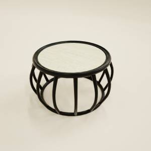 3d black bongo coffee table