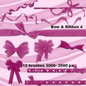 new_bow_and_ribbon_brushes