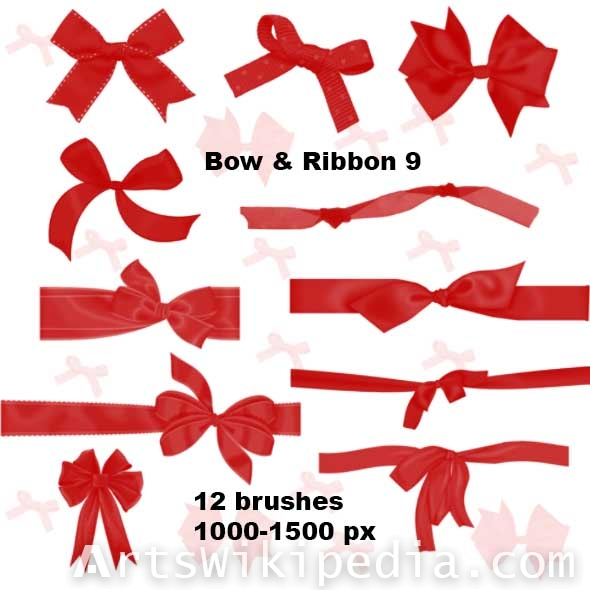 ribbon shape ribbon for photoshop
