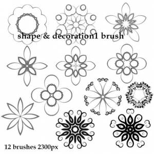 ornament_shape_photoshop_brush