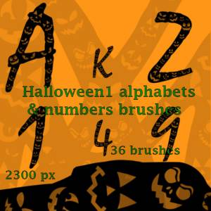halloween_alphabets_brushes