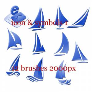 sailing_icons_for_photoshop