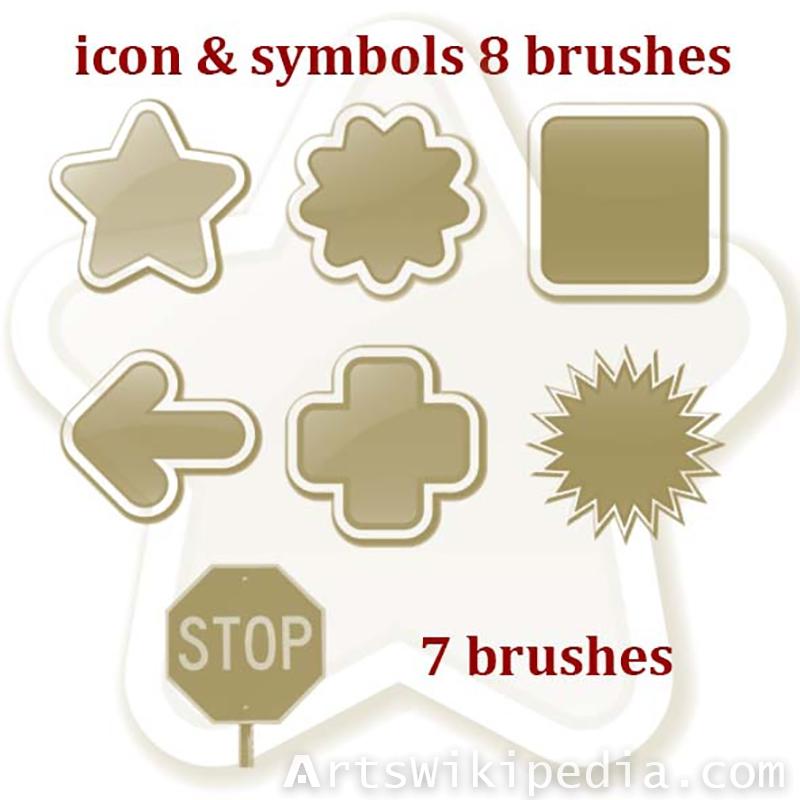 free photoshop signsbrushes