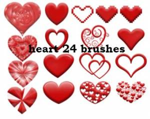 different_shapes_of_heart_photoshop_brushes