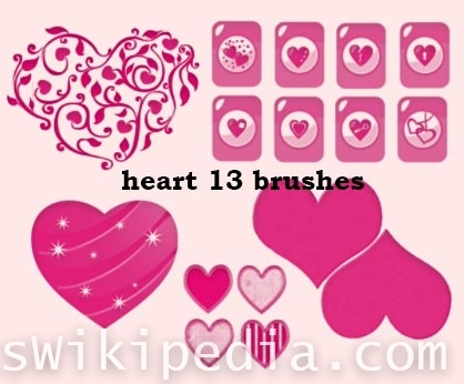 hearts and cards photoshop
