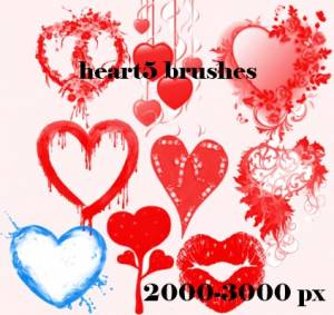 hearts_and_rose_photoshop_brushes