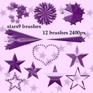 geometric_stars_photoshop_brushes