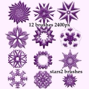 download_free_stars_brushes
