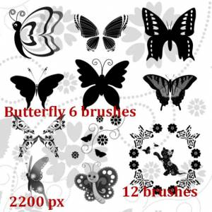 butterfly_and_flowers_photoshop__brushes