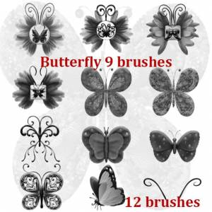 butterfly_photoshop_brushes
