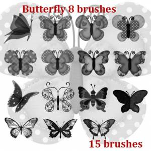 cute_butterfly_brushes
