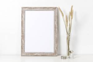 decorative-wood-frame-mockup