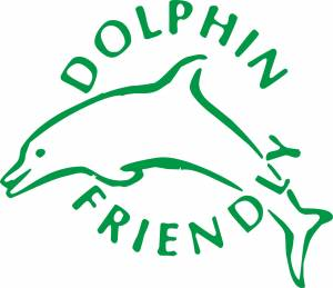 dolphin-friendly-area-sign