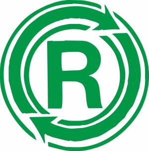 recycle-r-sign