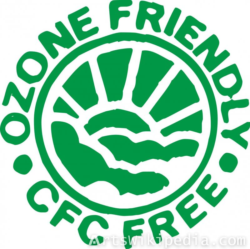 Ozone Friendly, CFC Free