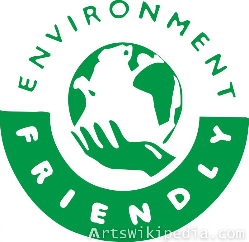 free environment friendly sign