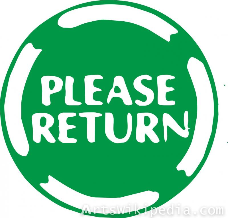 Please return SIgn