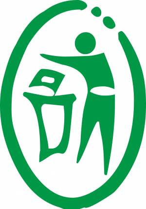 Keep Clean green sign