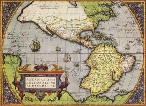 americae-sive-novi-orbis-map