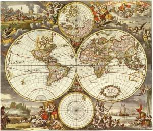 old-map-of-the-world