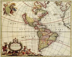 old-map-of-north-and-south-america