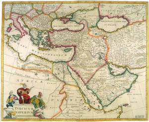 old-middle-east-map