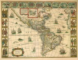 Vintage south America