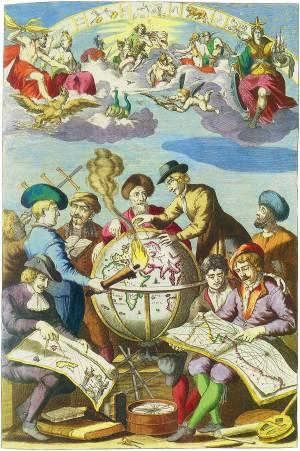 renaissance period map