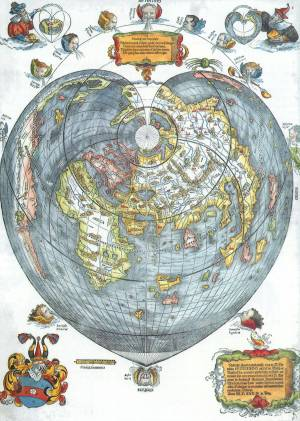 heart-shape-world-map