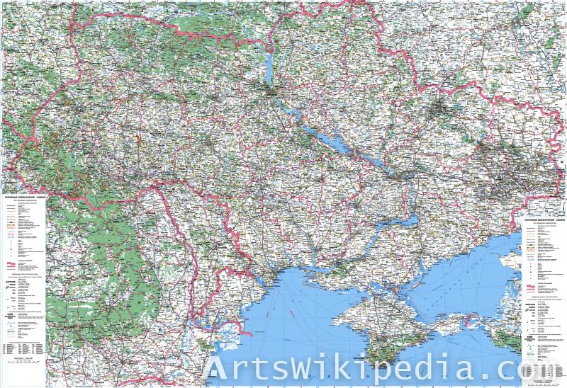 free traffic map image