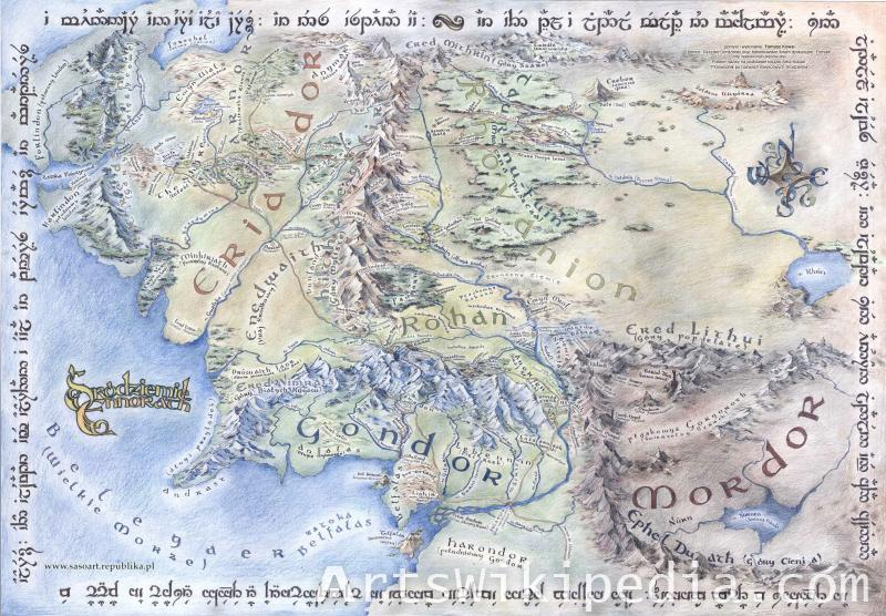 old ancient map image