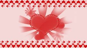 valentine ,heart , romantic,red,big heart