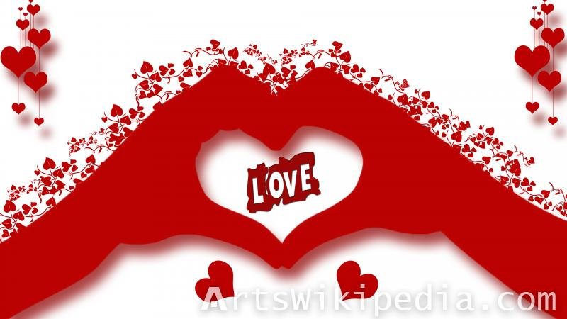 valentine ,heart , romantic , love ,hands