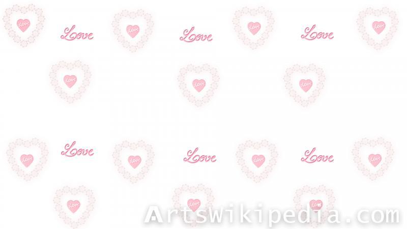 valentine ,heart , romantic , love word,pink