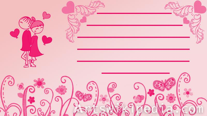 valentine ,heart , romantic , flower , butterfly,pink