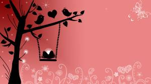 valentine love bird image