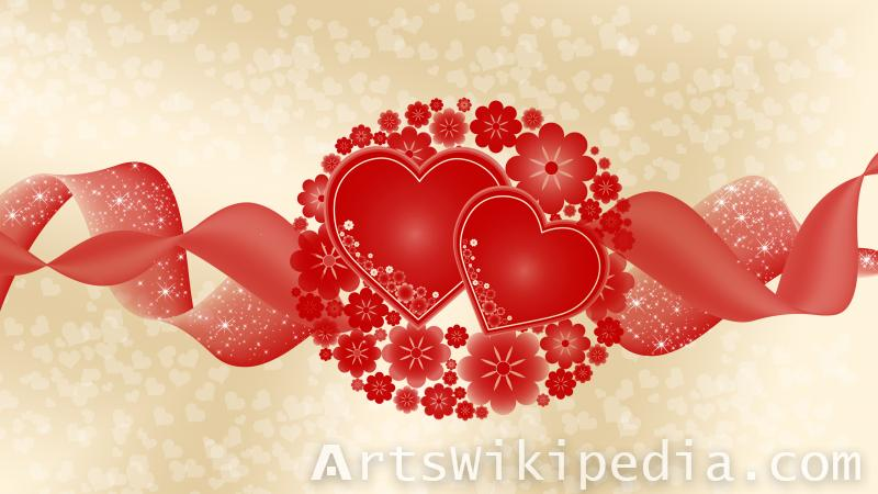 hearts image for valentine's day