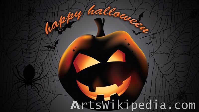 happy halloween frightful image
